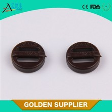 Small plastic parts custom injection molding products 1cm diameter