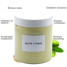 Anti ance skin resurrection whitening cream herbal Acne scar removal face cream OEM