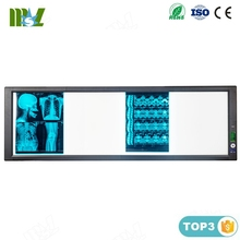 Back-lit Type Ultra Slim LED Medical Film Viewer / Ultra High Brightness ZG Series Ultra Slim LED Medical X-ray Film Viewer