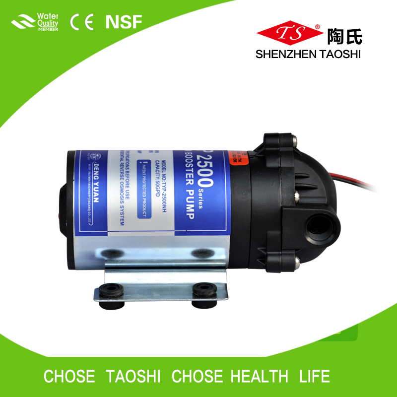 50G RO Water Booster Pump for Water Filter Parts