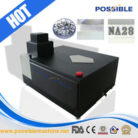 High speed Possible brand CVD diamond girdle laser etching system