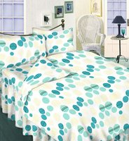 100% Cotton Flannel Bed Sheet