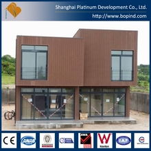 low cost prefabricated modular homes kit house unique design