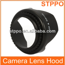 Stppo Flower Crown Petal 72 mm 72mm Lens Hood for Canon Nikon Tamron Sigma Sony