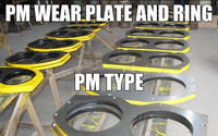 PM Wear Plate and Cutting Ring