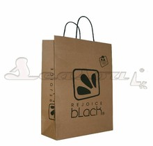 custom kraft paper bag with your own logo