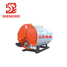 Automatic Industrial Gas Fired Oil Steam Boilers Prices