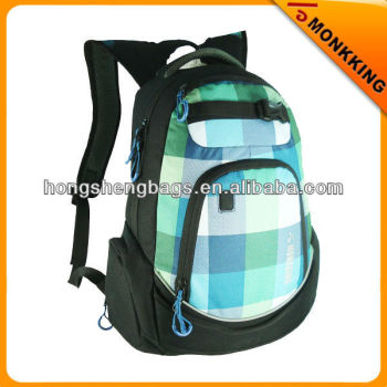 Fashion 600D school bags for teenagers