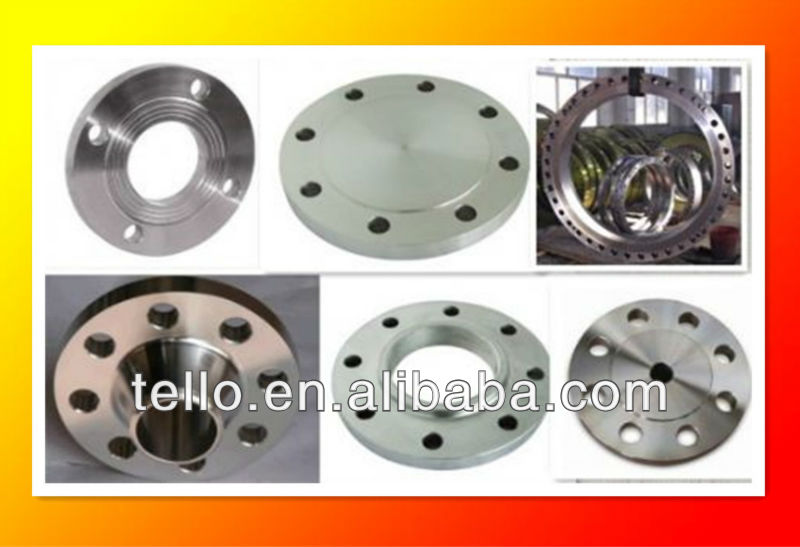 stainless steel flange various types