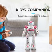 JJR/C R2 RC Robot CADY WINI Intelligent Programming Gesture Control Humanoid Robot RC Toy Gift for Children Kids Entertainment