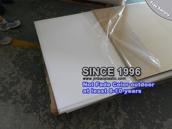 clear frosted acrylic sheet for furniture
