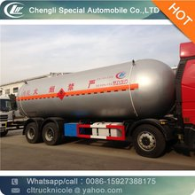 34500L LPG tank for sale/natural gas storage tanks truck