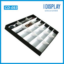 point of sale cardboard sunglasses display for eye-glasses counter display