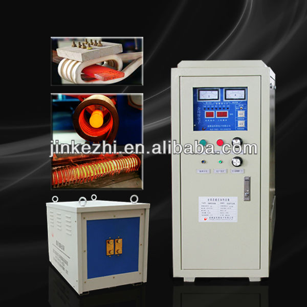 induction heating machine for pipe bending machine