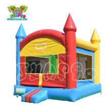 2018 Popular outdoor inflatable jumping castle bounce/commercial bouncing castle for children