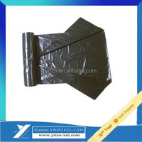 hdpe colorful trash bags/black plastic garbage bag/garbage bags on roll