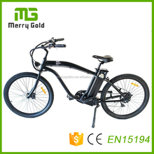 2017 lithium battery perated 250w electric bicicleta elektro bike with pedals