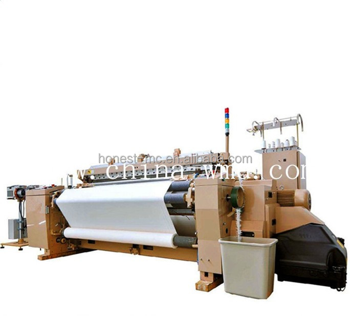 Hot sale !most competitive fabric air jet weaving loom textile machine with best price and quality from china wmd