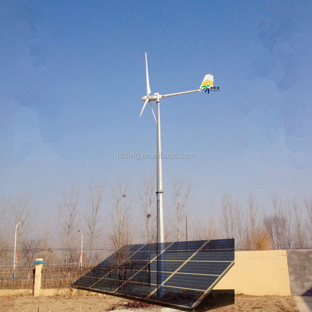 Wind Turbine Generator 4kw With 4000w Windmill Buy Dumpload Charge Controller 4kwwind Product On Alibabacom