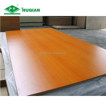 Low price flexible laminated plywood sheets of melamine plywood