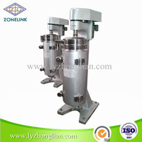 GF105 Avocado oil processing machine for separating avocado oil and water