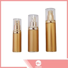 Cosmetic Packaging various shape acrylic airless pump bottle