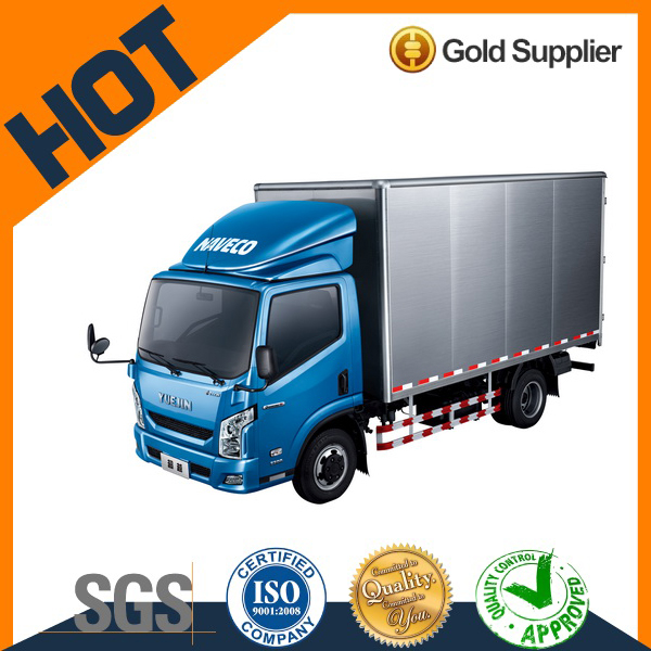 Yuejin 4*2 light cargo truck for sales in pakistan with best price
