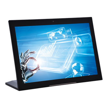 Android tablet PC 15 inch multimedia lcd monitor advertising player