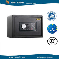 steel laptop safe for hotel / electronic secruity box hotel safe lockers