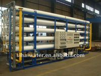 150T/H water treatment device for industry,RO system,water filter for industry