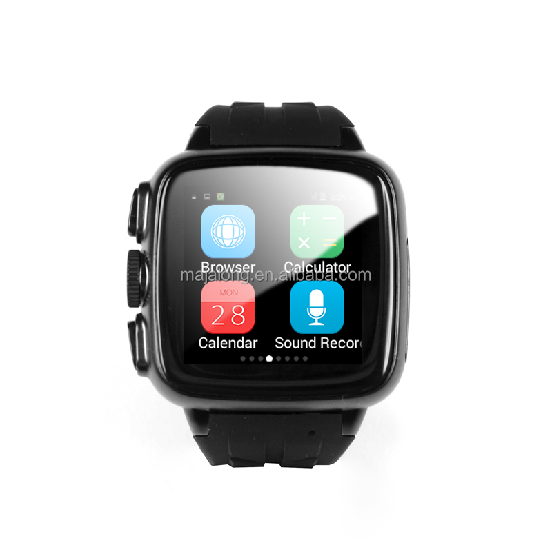 brand phone most popular phone watch android 4.4 GPS 3G wifi phone GPS smart watch manufacture usmart