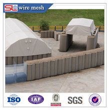 HOT Sale!!! hesco concertainers / hesco bastion fence