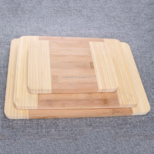 Bamboo Cutting Board Tiger stripes 3 piece set cutting board vegetable Chopper salad chopping board