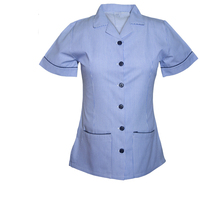 Factory directly customizable dark blue cotton working wear