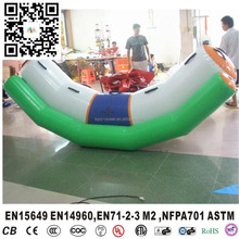 inflatable float seesaw, inflatable water seesaw, inflatable seesaw games
