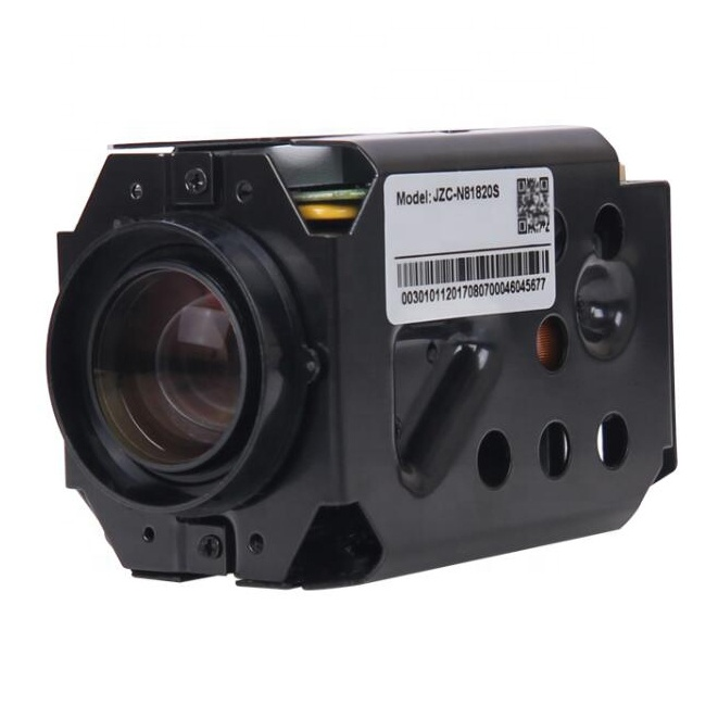 XMeye 18X 20X Zoom block Camera JZC-N81820S <strong>1080P</strong> 0.0001lux Starlight IP Module