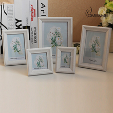 nice photo frame kinds of color wood picture frame