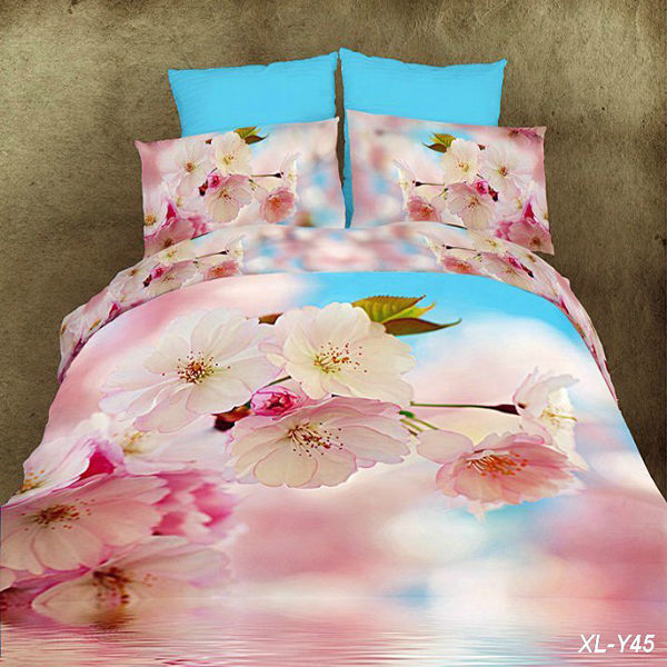 Best selling product via alibaba custom printed duvet cover