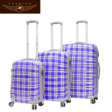 PC Spinner fashion case hard 2014 unique luggage for child