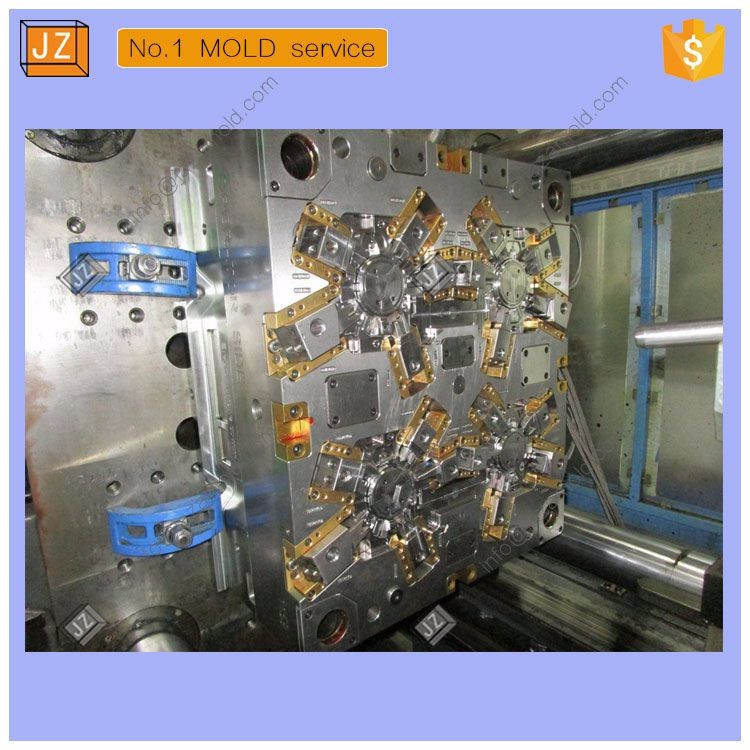 Industrial Drag issue solved plastic injection mold