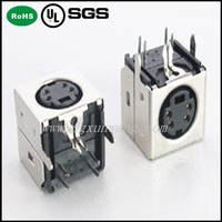 best price 4 pin mini din power connector manufacturer