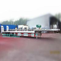 Excavator Transport Semi Trailer