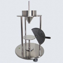 Repose Angle Testing Machine , Angle of Repose Tester