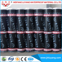 Elastomer Coild Material Modified Asphalt Waterproof Membrane for Roof