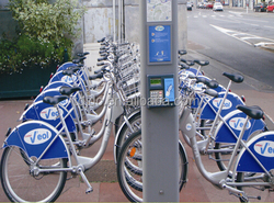 Public Bike/Renting System/Public City Bicycle