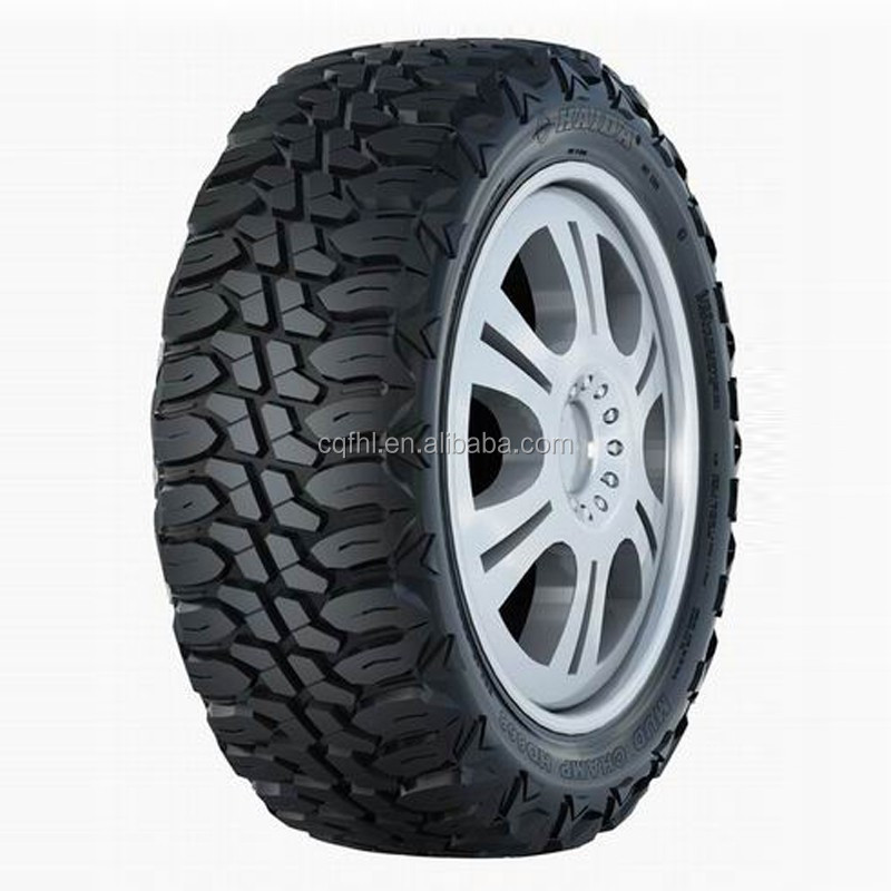 HAIDA 35X12.50R17LT 10PR HD868 E121Q Aggressive High Performance Radial Light Truck Tyres