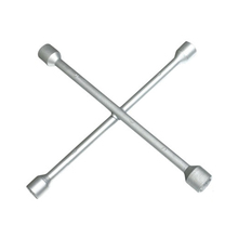 Low Price Silver Cross Wheel Nut Wrench