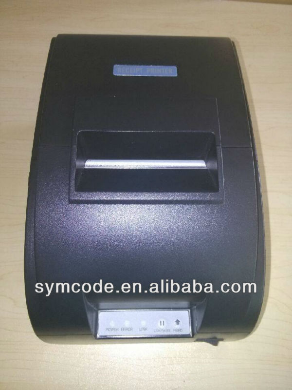 76mm dot matrix printer with auto cutter
