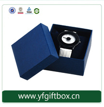 Eco-friendly paper box custom logo prined cardboard box wholesale handmade watch box paper