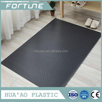 Various Color ESD PVC Embossed Flooring